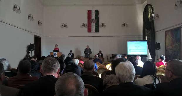 Közgyűlést tartott a Kárpátaljai Magyar Akadémiai Tanács
